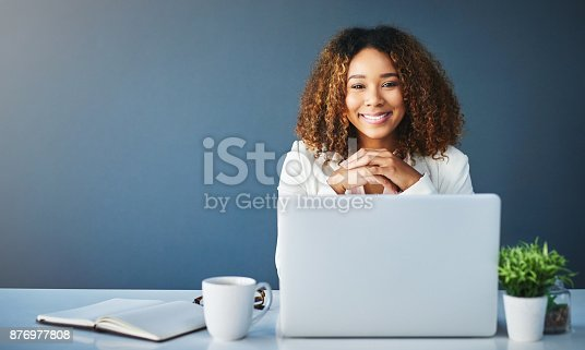 istock Ready to do business 876977808