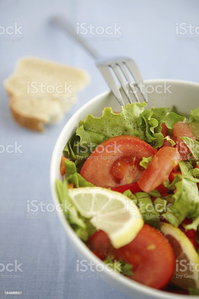 Ready to eat royalty-free stock photo