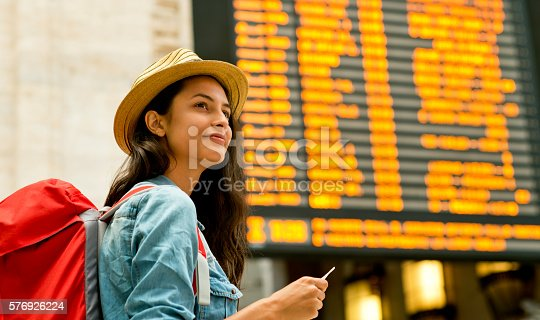 istock Ready to explore a new place. 576926224