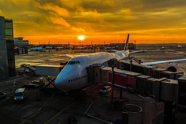 ready to fly - luchthaven frankfurt am main stockfoto's en -beelden