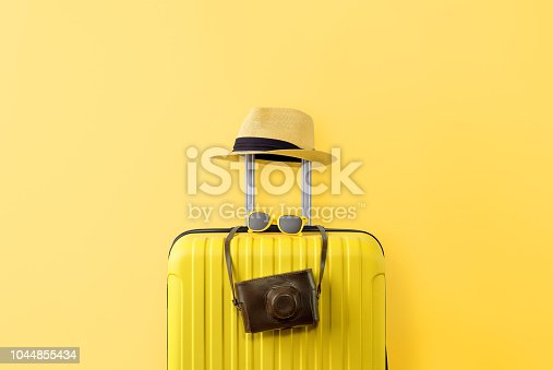 istock Ready to go, travel concept 1044855434