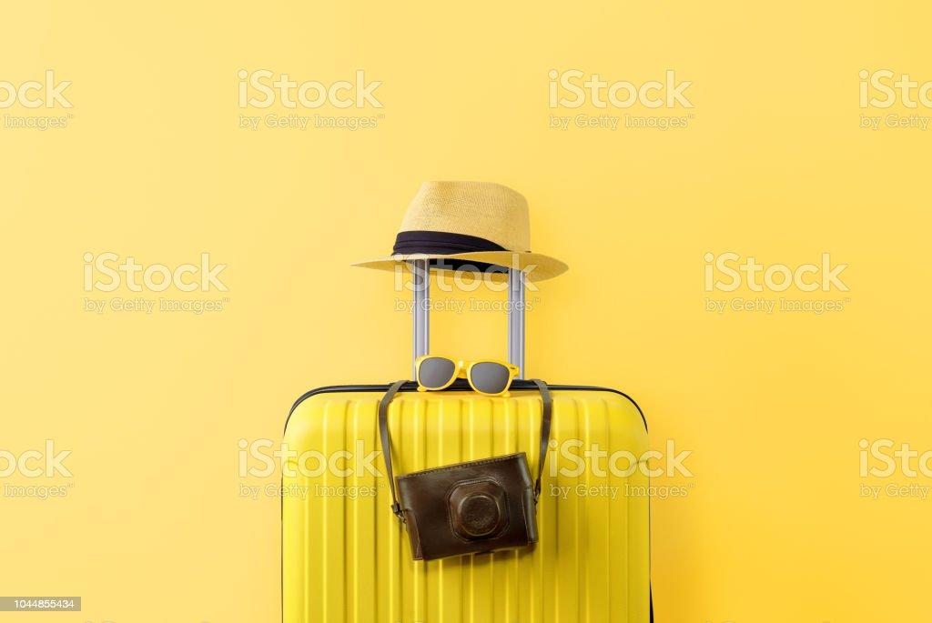 Bereit zu gehen, Reisen, Konzept – Foto
