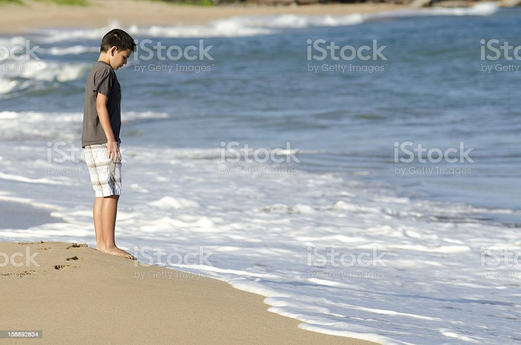 ready to jump in royalty-free stock photo