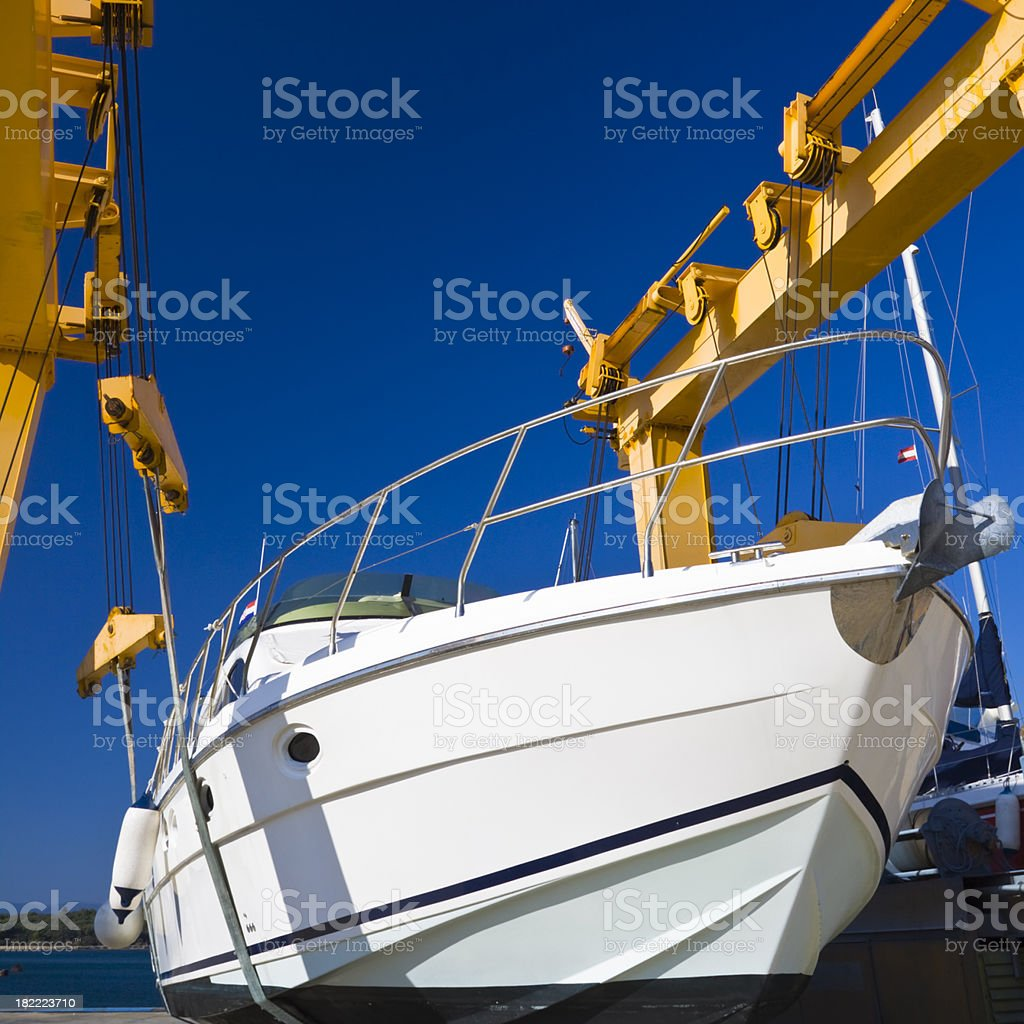 ready to launch royalty-free stock photo