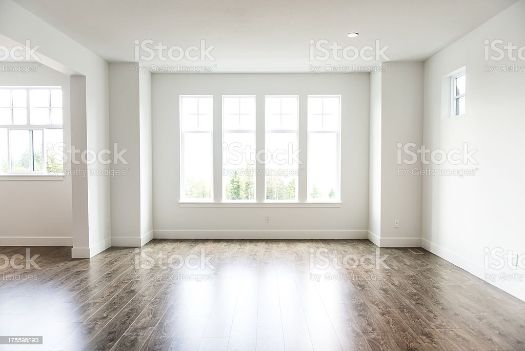 Ready To Move In stock photo