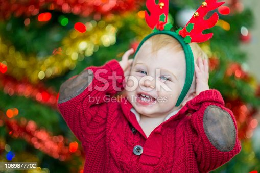 678651100 istock photo Ready to Open Presents 1069877702