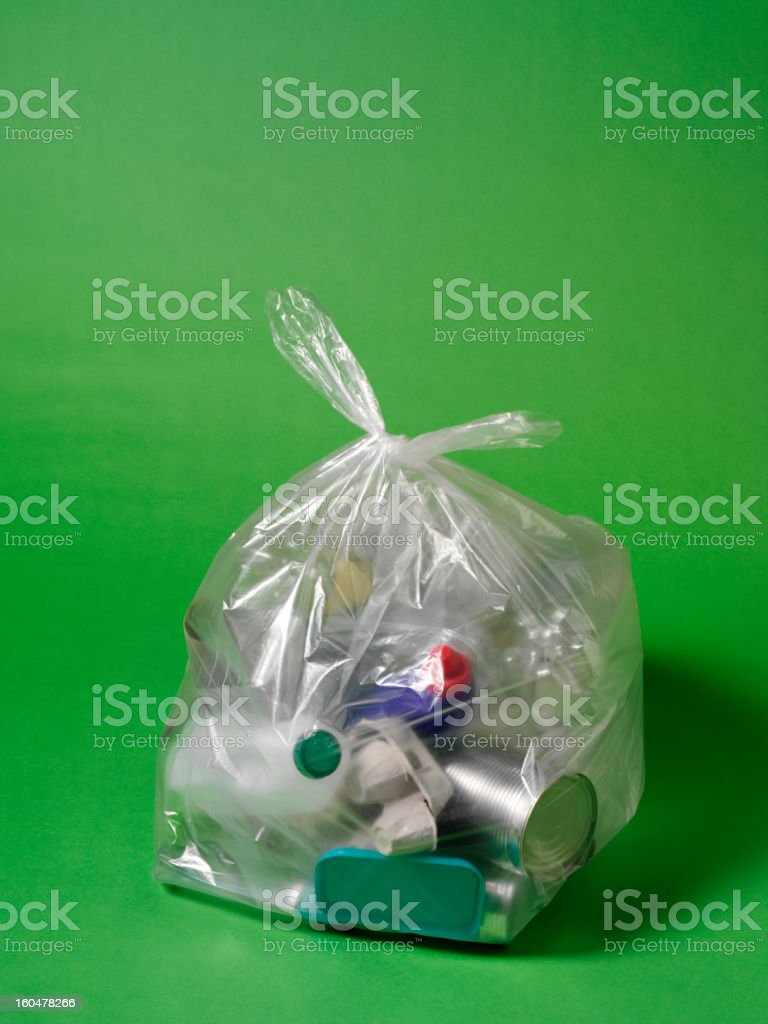 Ready to Recycle stock photo