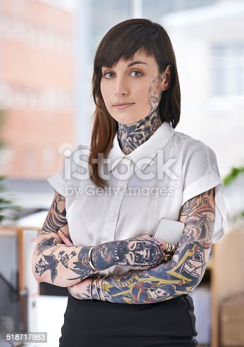 518704237 istock photo Ready to rock the corporate scene 518717983