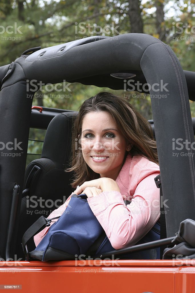 Ready to Roll royalty-free stock photo