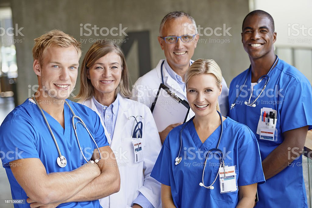 Ready to save you stock photo