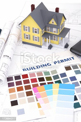 istock Ready to start building 172694317