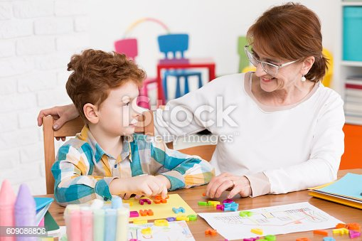 istock Ready to start the education 609086806