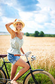 istock Ready to take a countryside ride 526070511