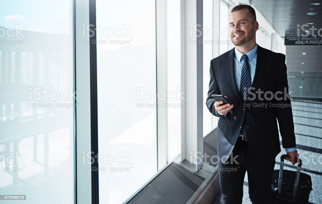 Ready to take a new market by storm royalty-free stock photo