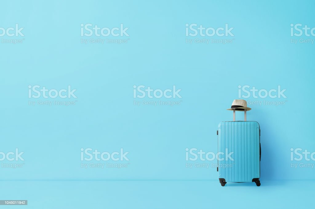 Ready to travel concept royalty-free stock photo