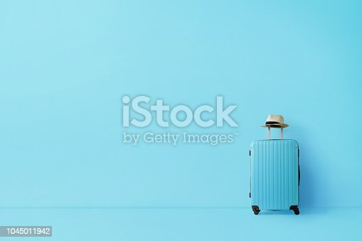 istock Ready to travel concept 1045011942