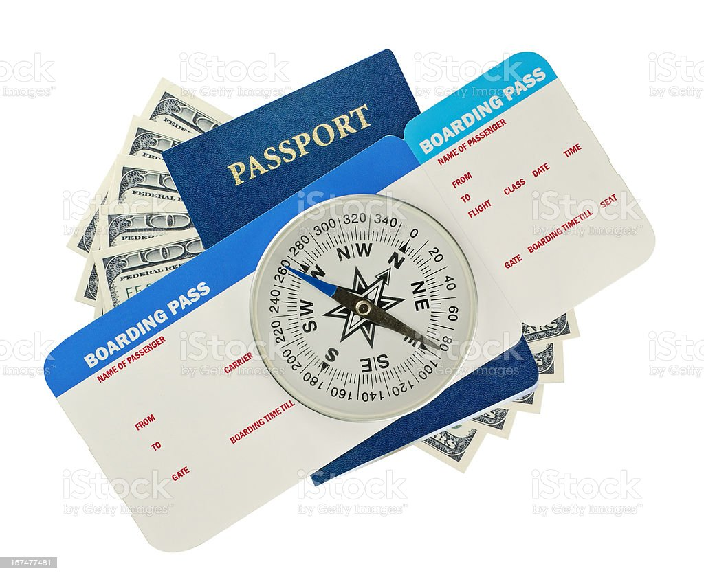 Ready To Travel royalty-free stock photo