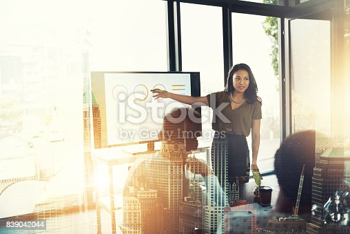 istock Readying themselves for success 839042044