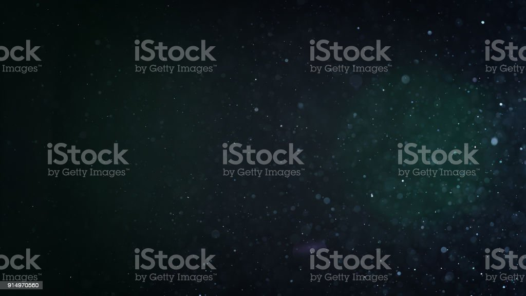 real backlit dust particles with real lens flare royalty-free stock photo