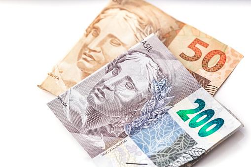 Real - Brazilian Currency. Money, Money, Brazil, Reais, 200 Reais..