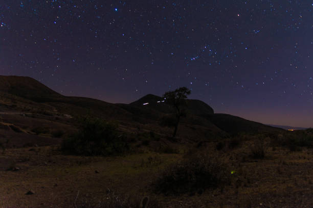 Real de 14 by night Real de 14 by night real de catorce stock pictures, royalty-free photos & images