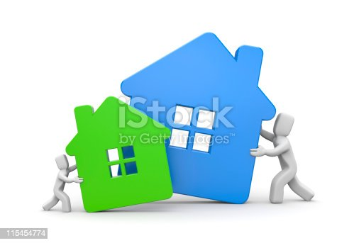 istock Real estate agency 115454774
