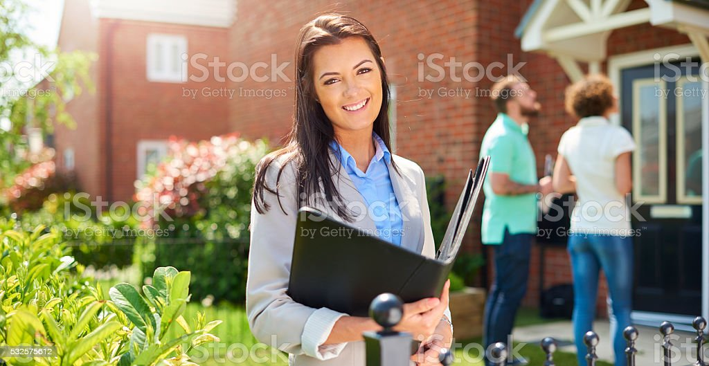 royalty free real estate agent pictures  images and stock photos