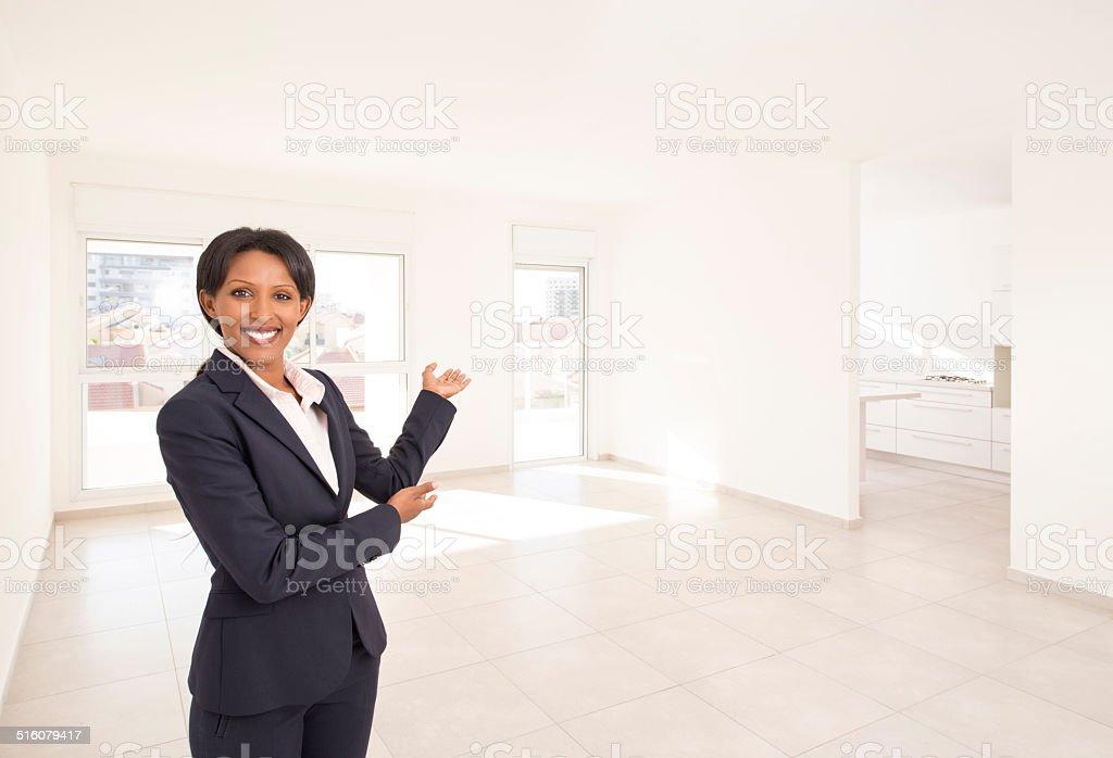 agent immobilier vente maison. - Photo
