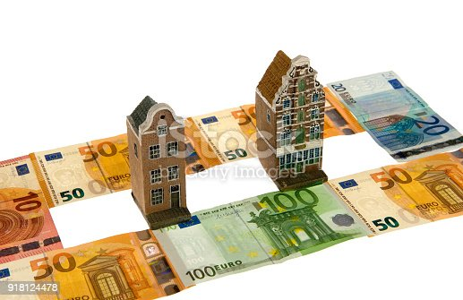 istock Real estate and money 918124478