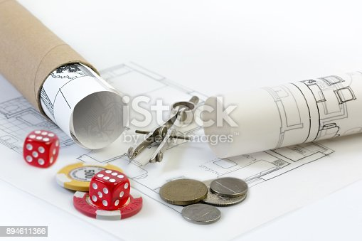 istock real estate, architecture, construction industry 894611366