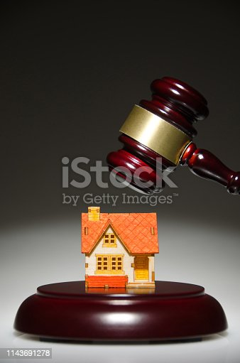 istock Real Estate Auction 1143691278