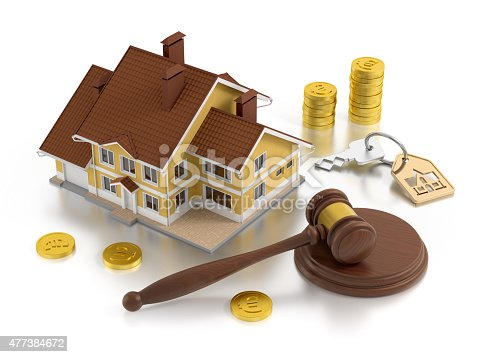 istock Real Estate Auction 477384672
