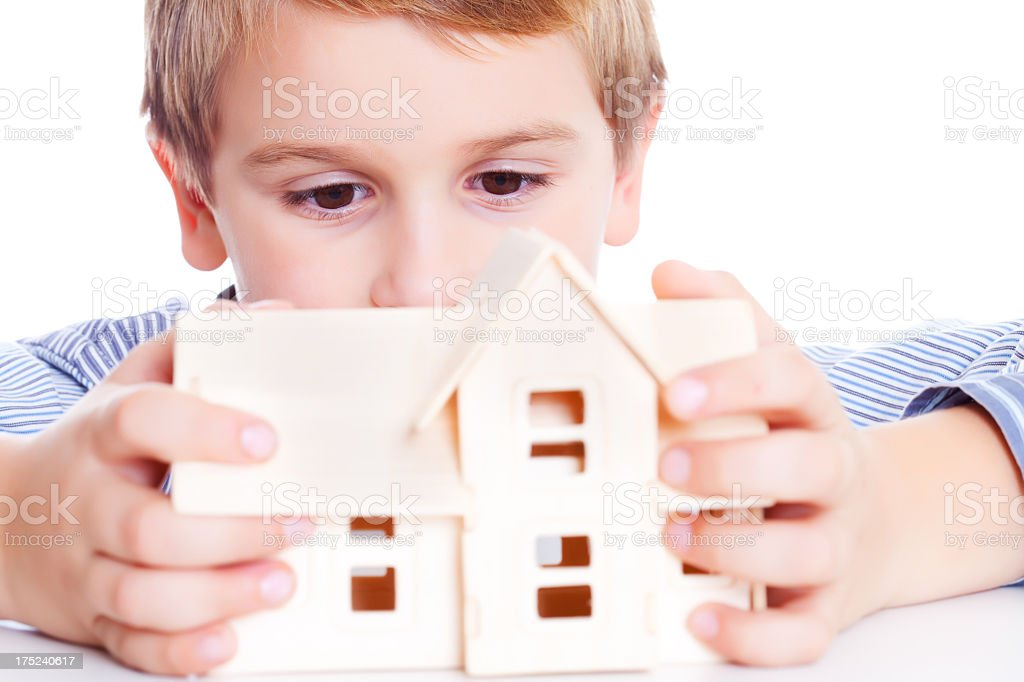 Real Estate Buying Concept royalty-free stock photo