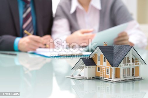 475902405istockphoto Real estate concept 475902405