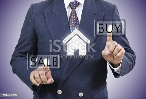 885968454istockphoto Real estate concept 536683951