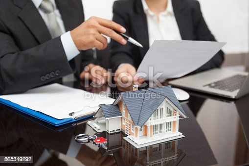955988522istockphoto Real estate concept 865349292