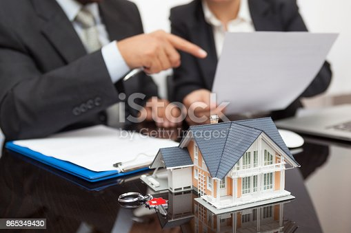 955988522istockphoto Real estate concept 865349430