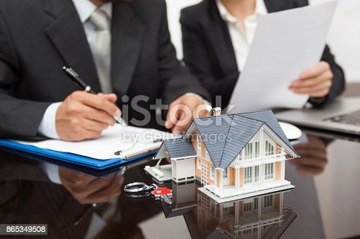 955988522istockphoto Real estate concept 865349508