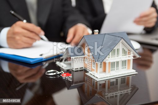 475902405istockphoto Real estate concept 865349538