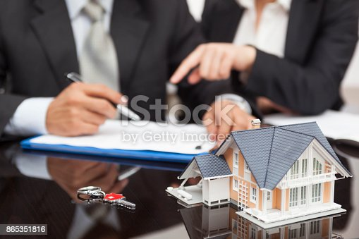955988522istockphoto Real estate concept 865351816