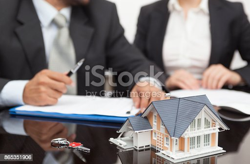 475902405istockphoto Real estate concept 865351906