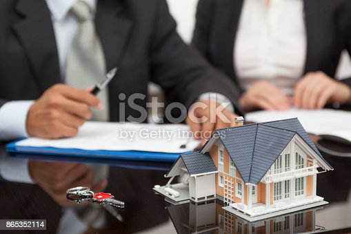 955988522istockphoto Real estate concept 865352114