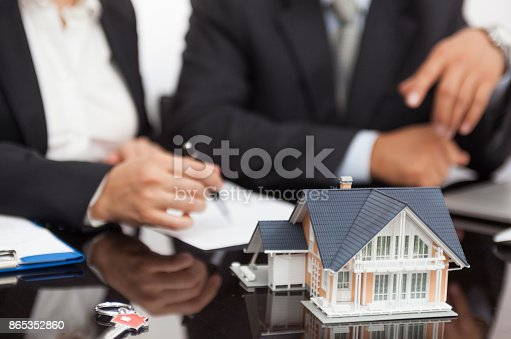 475902405istockphoto Real estate concept 865352860