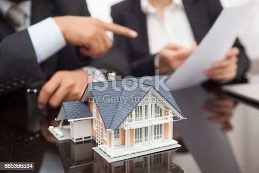 475902405istockphoto Real estate concept 865355534