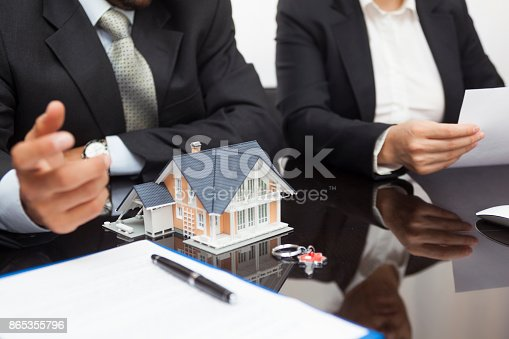 475902405istockphoto Real estate concept 865355796