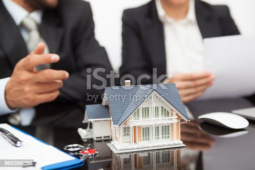 475902405istockphoto Real estate concept 865356286
