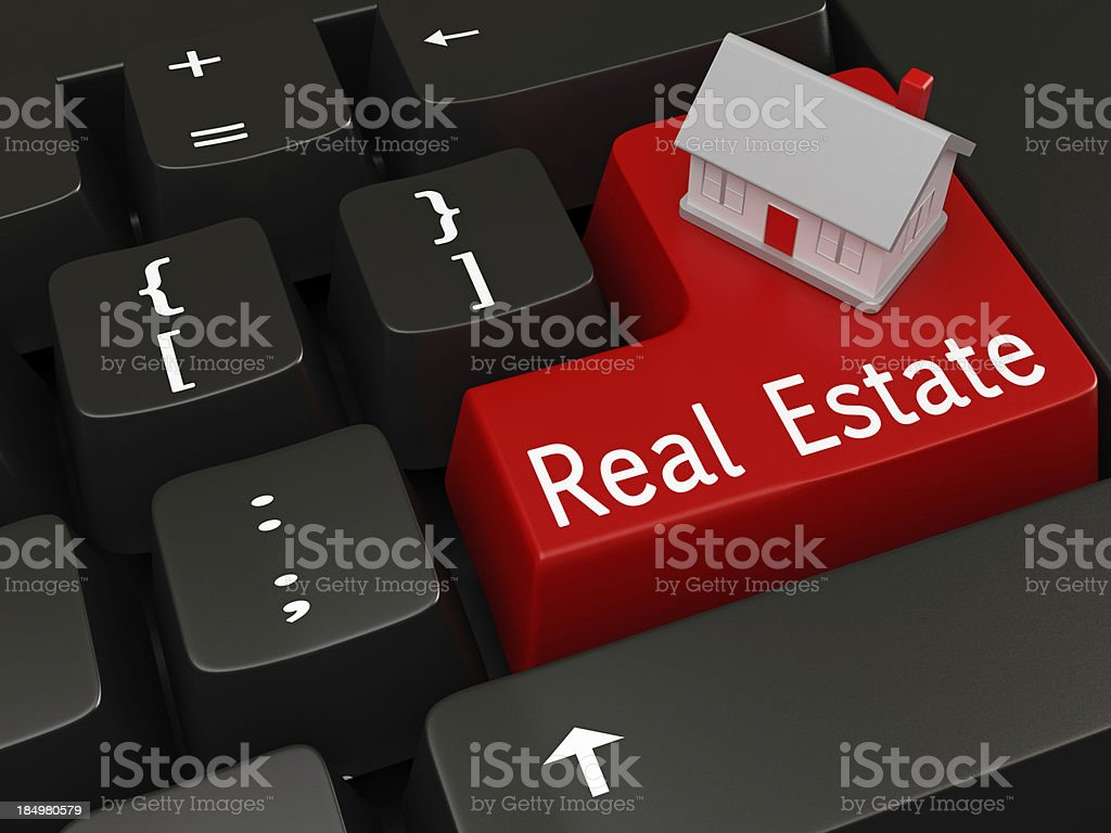 Real Estate Concepts stock photo