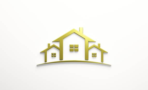 Real estate houses gold logo design 3d rendering illustration picture id1175964659?b=1&k=6&m=1175964659&s=612x612&w=0&h=ge1gvngyvgfwpax3ucnduoetzlg xbsb k 4i f0vrk=