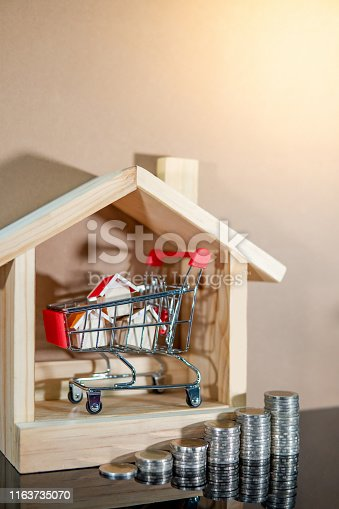 istock Real estate investment. Buying property concept 1163735070