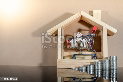 istock Real estate investment. Buying property concept 1163735072